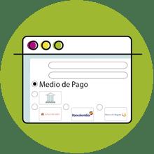 pagar en bancos de Colombia