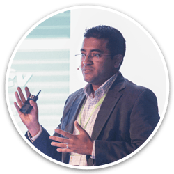 Wilmer Sarmiento, VP de Sistemas de Pago Open English