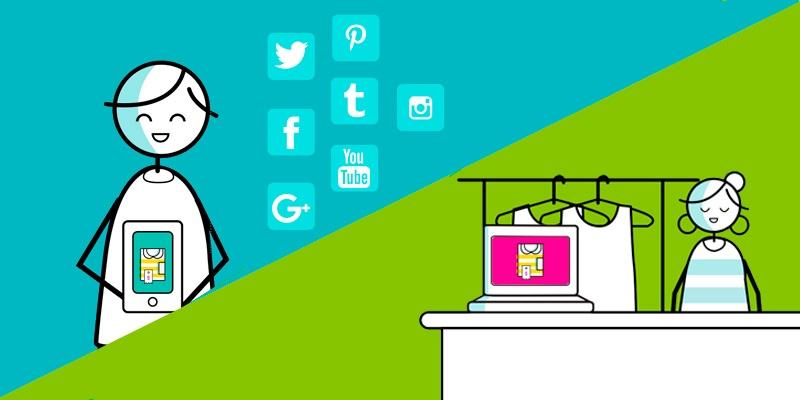 Vende tus productos en las redes sociales con estos tres pasos