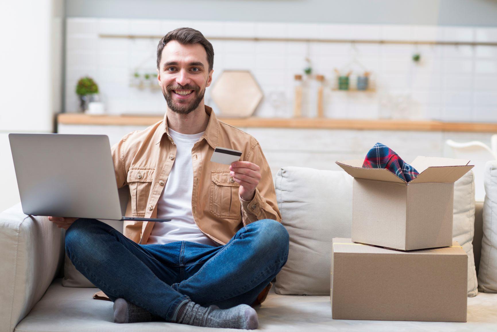 5 Factores que impulsan la compra online