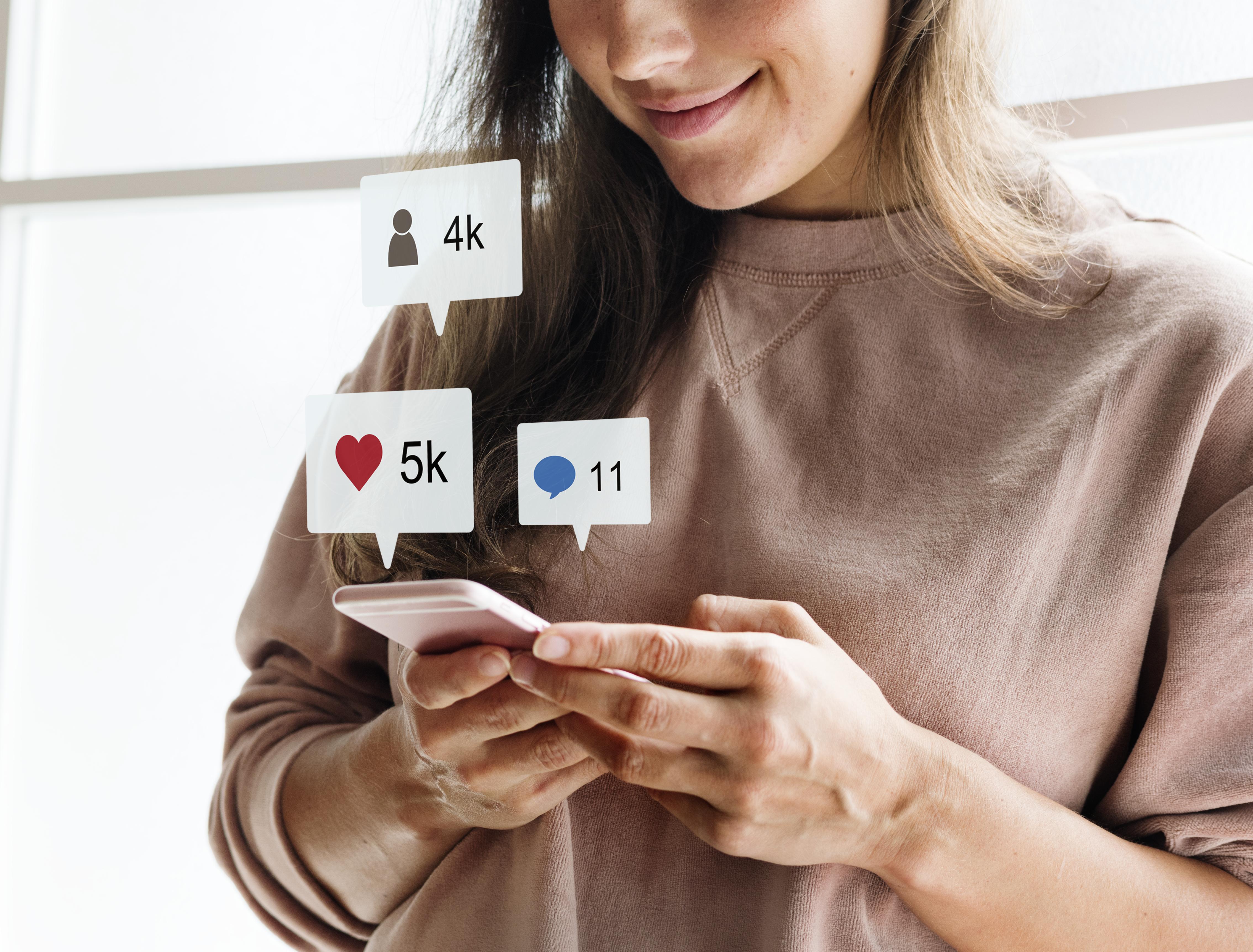 ¿Cómo hacer tu perfil en redes sociales llamativo para tus clientes?